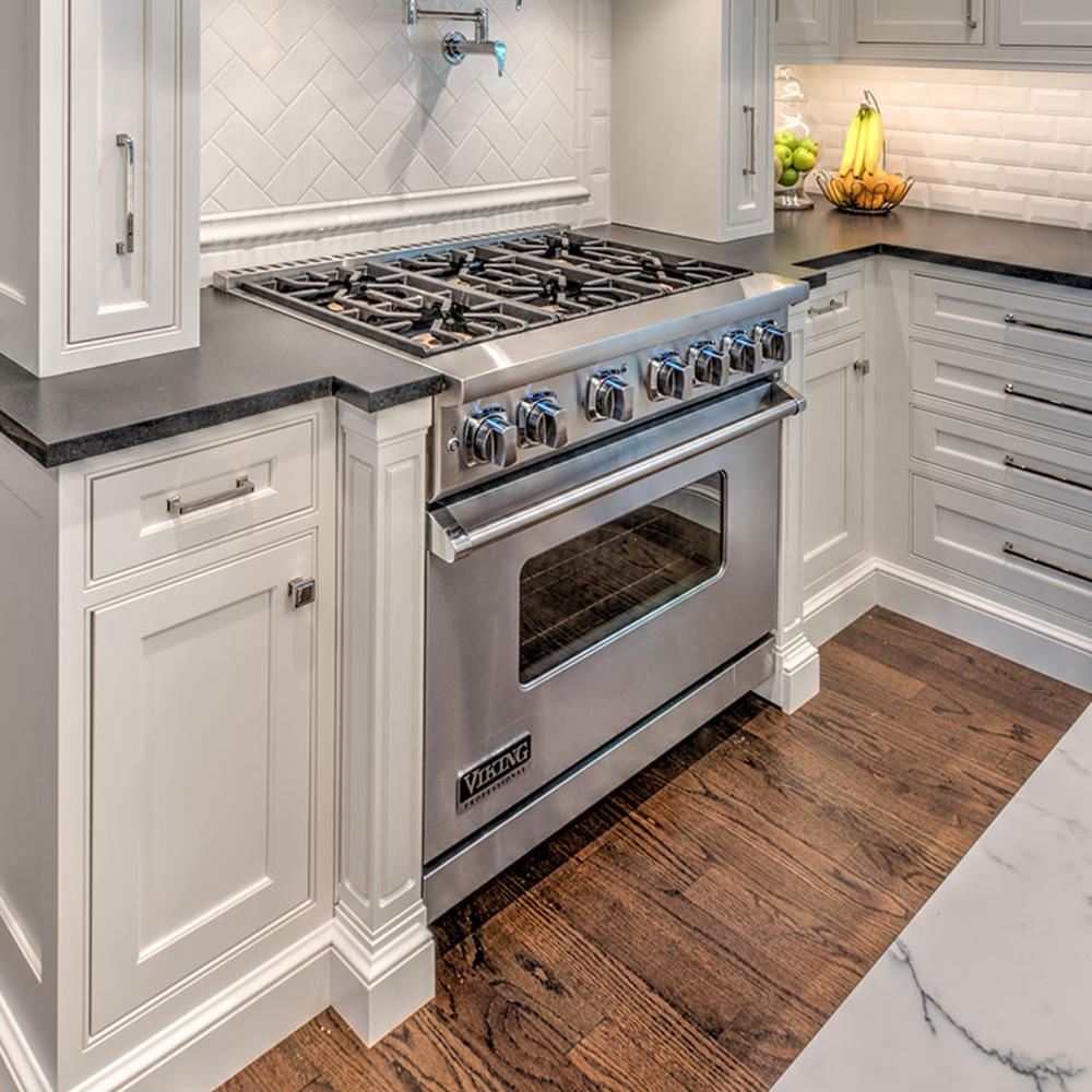 Stove Appliance Installation