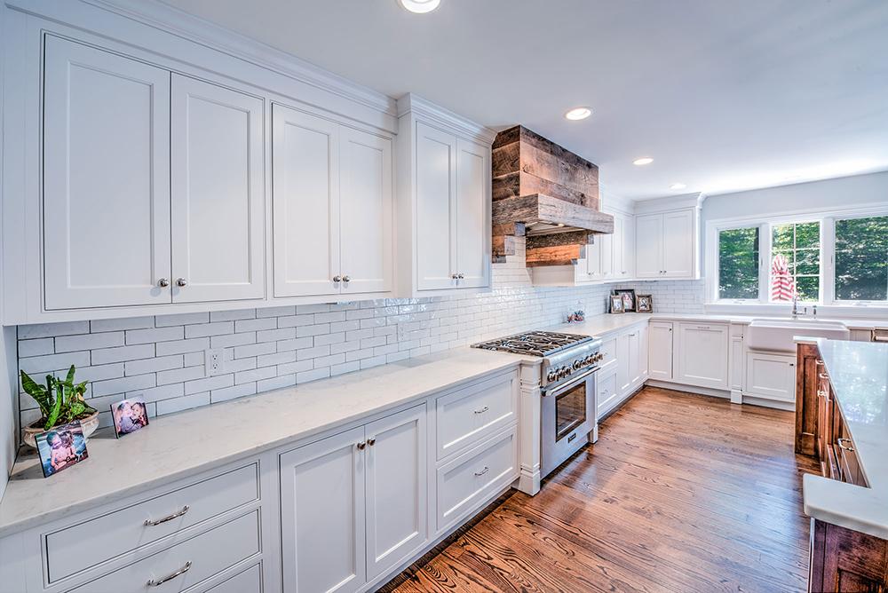 Upgrade Kitchen Cabinets Installation